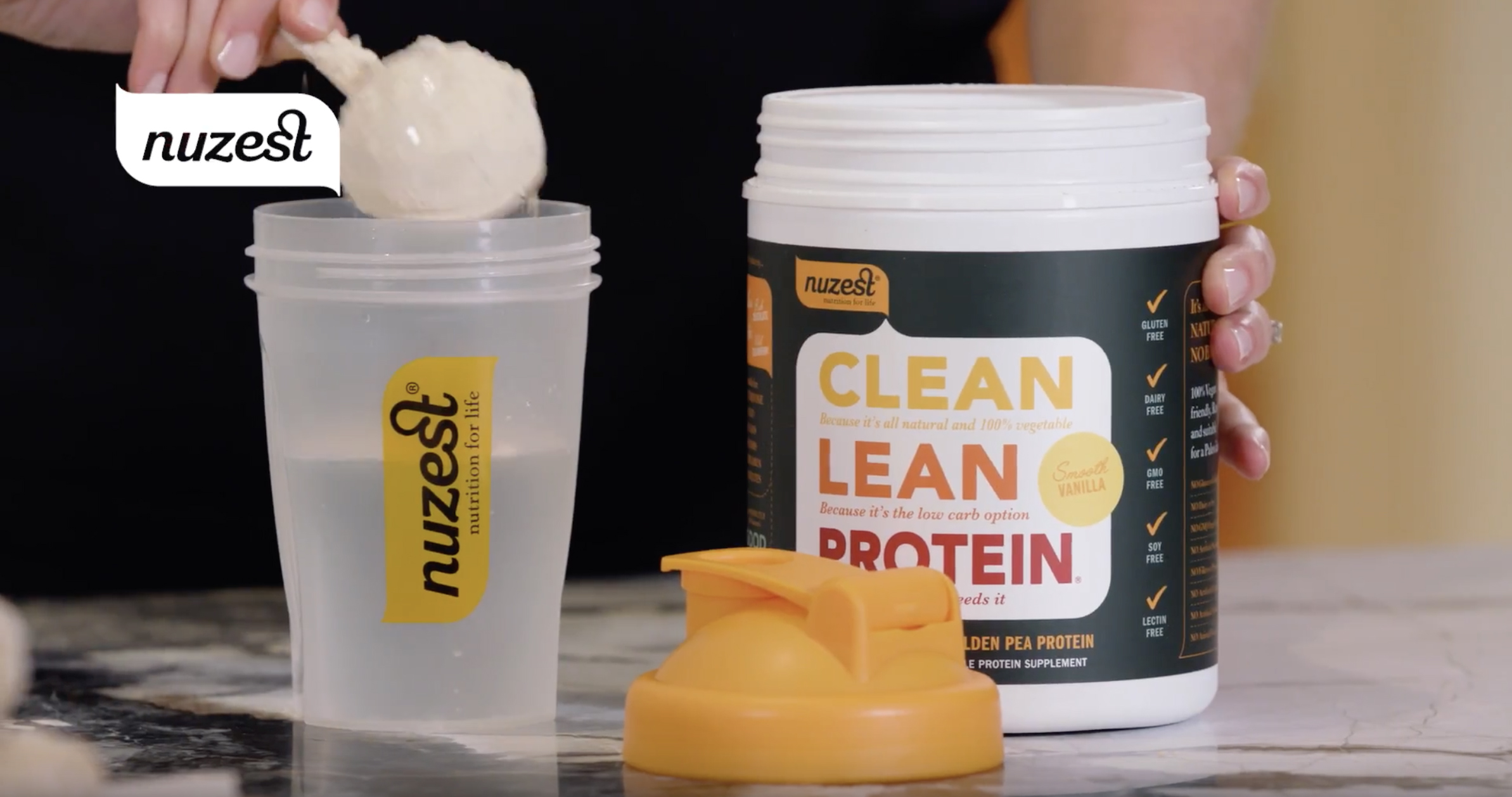 Clean Lean Protein LGC Screened