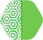 Lime Hex/Solid