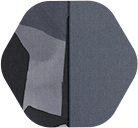 Gray Watercolor Hex/Solid