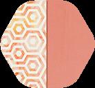 Orange Hex/Solid