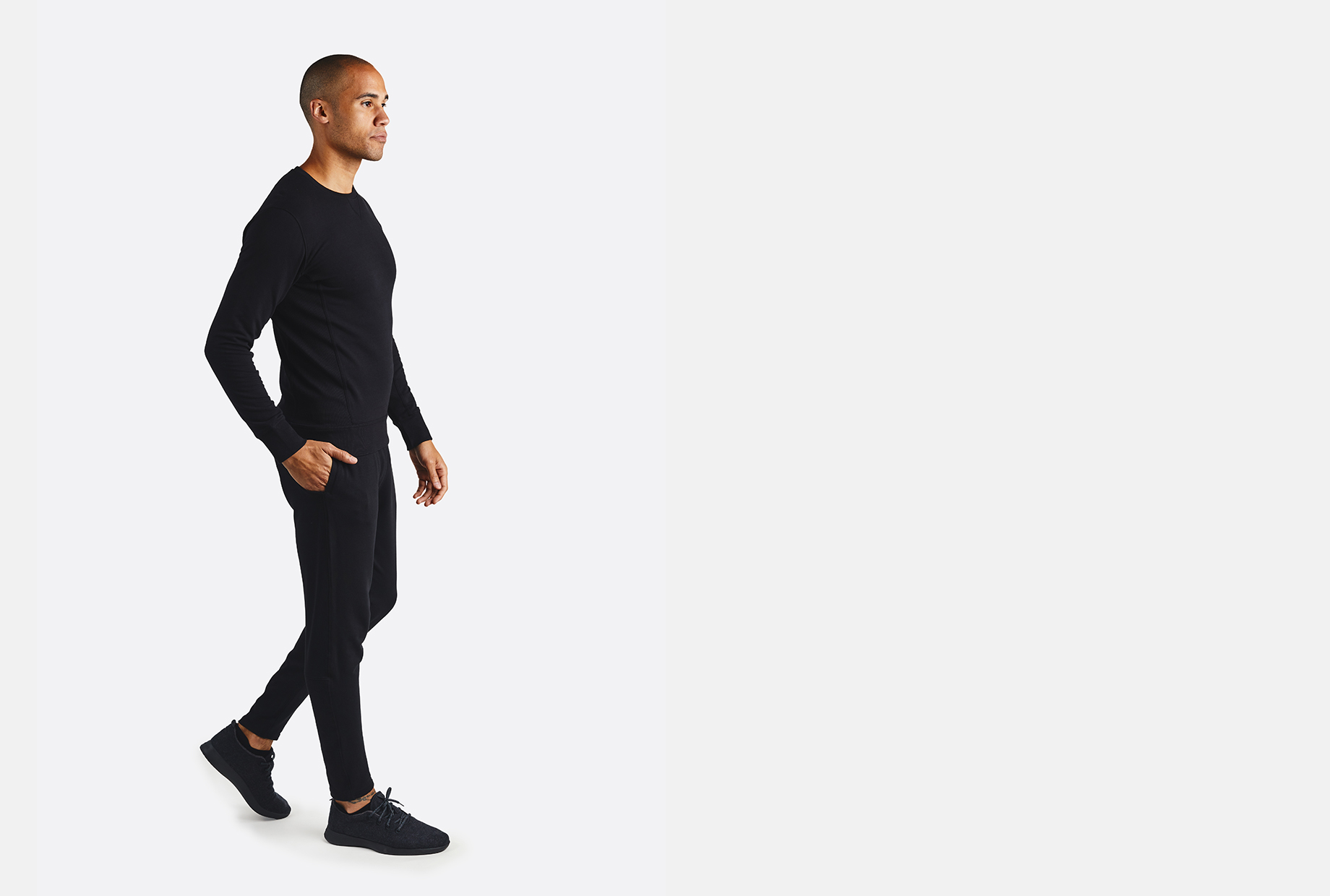 integrated tech fleece jogger tasc performance