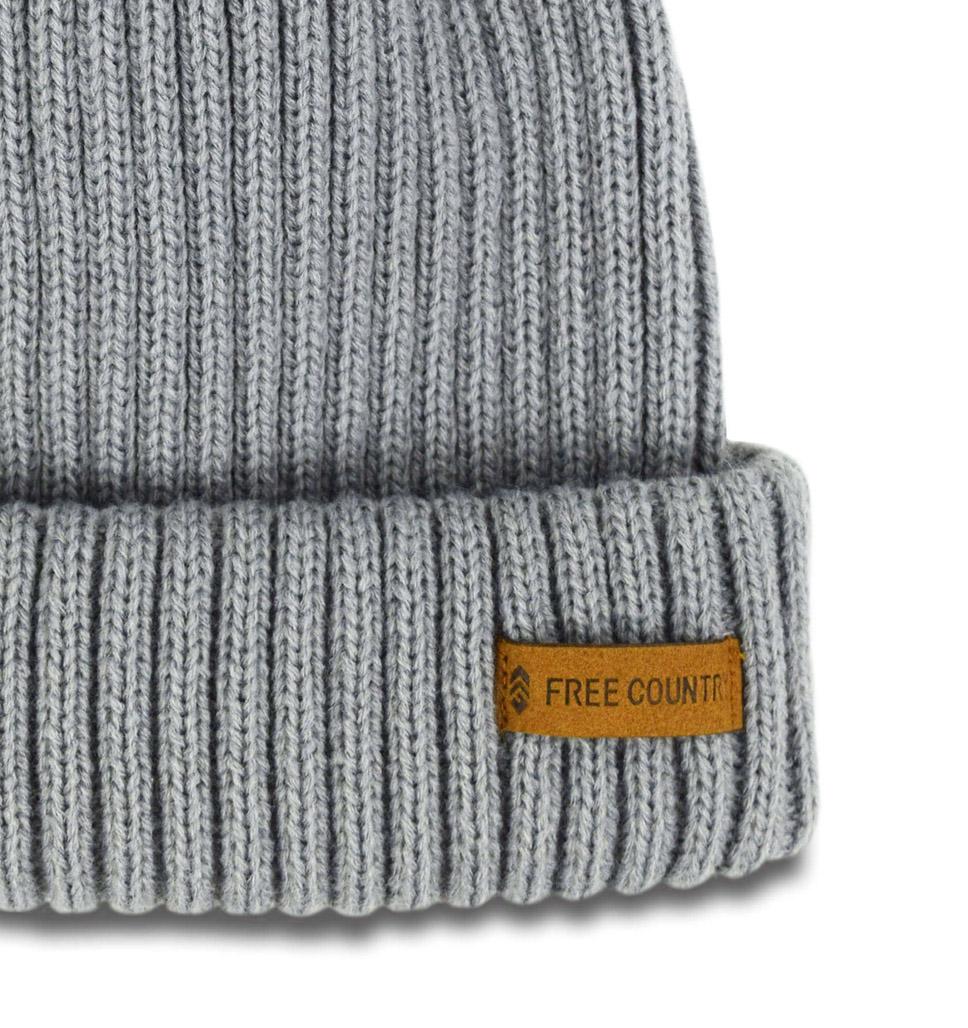 Men's Knit Cuffed Shoreman Beanie