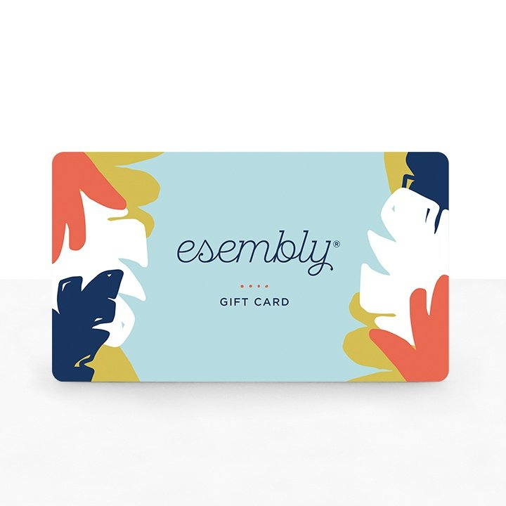 An Esembly gift card