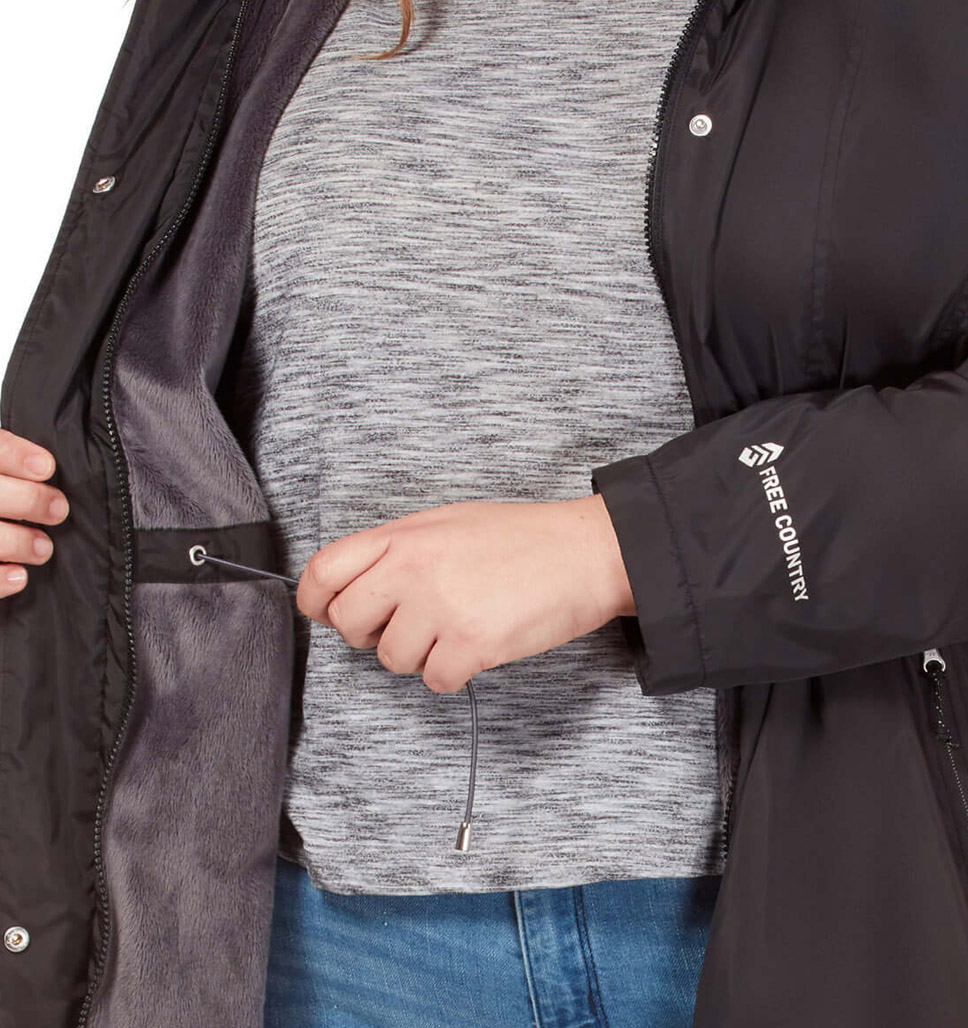 Women's Plus Size Westerly Windshear Jacket