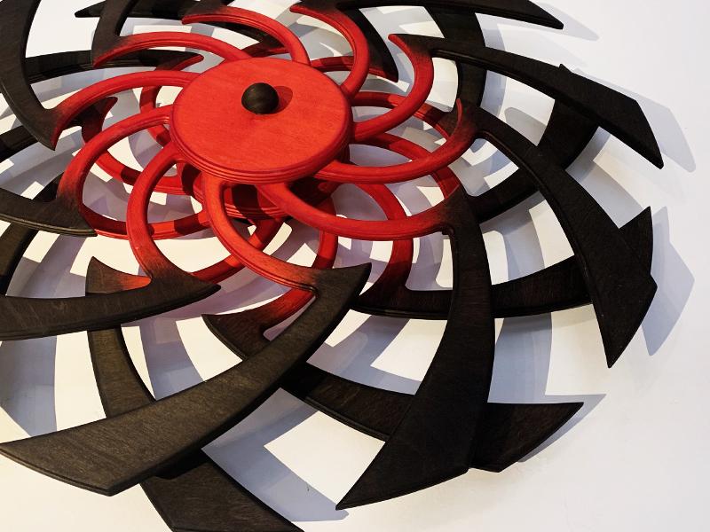 Spunwheel - FLOW