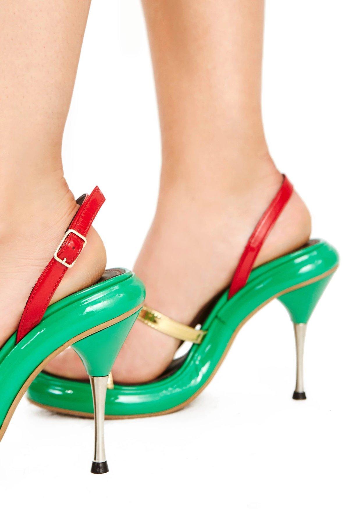 Bumper Welt Sandal
