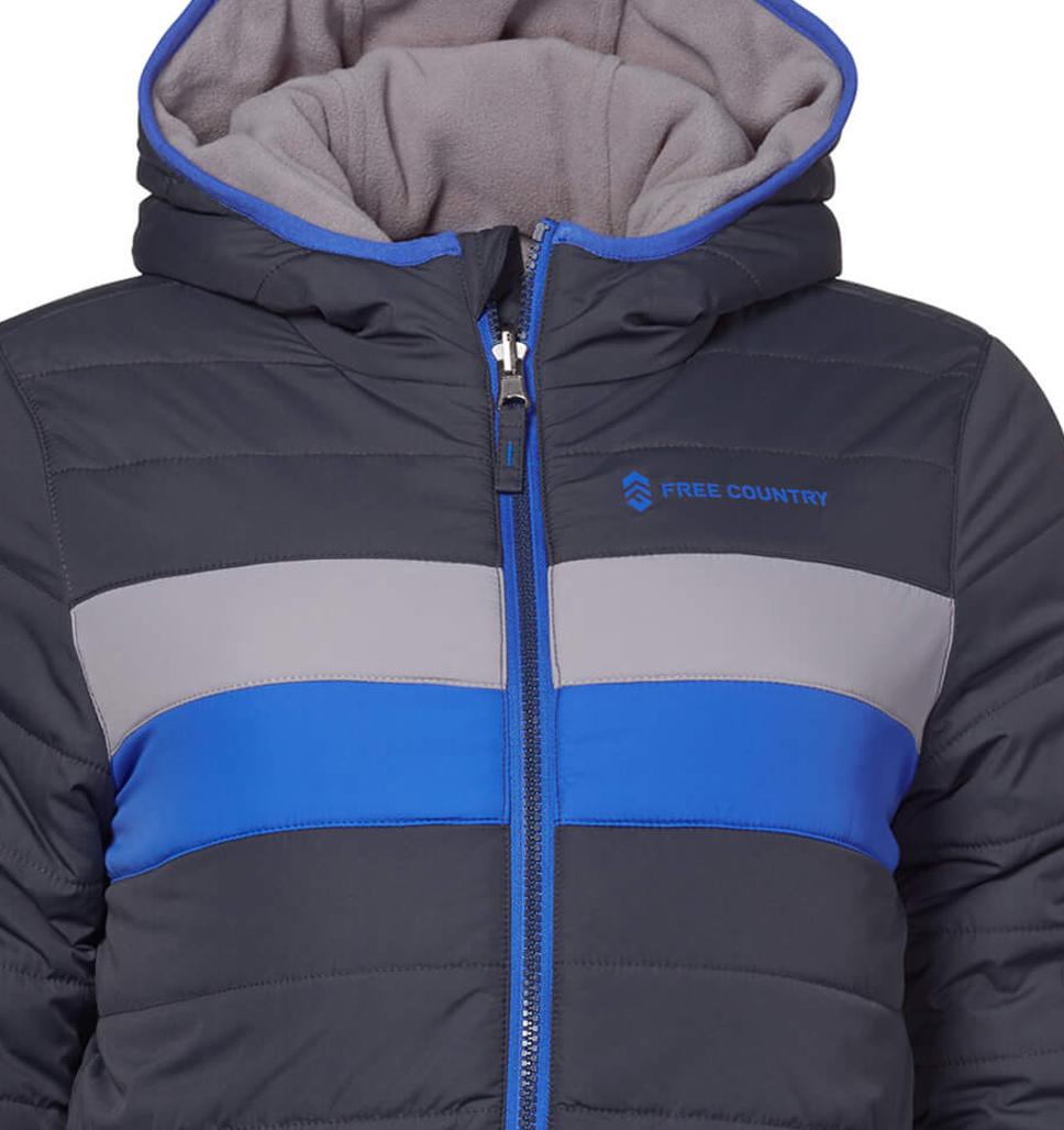Boys' Versatile Reversible Jacket