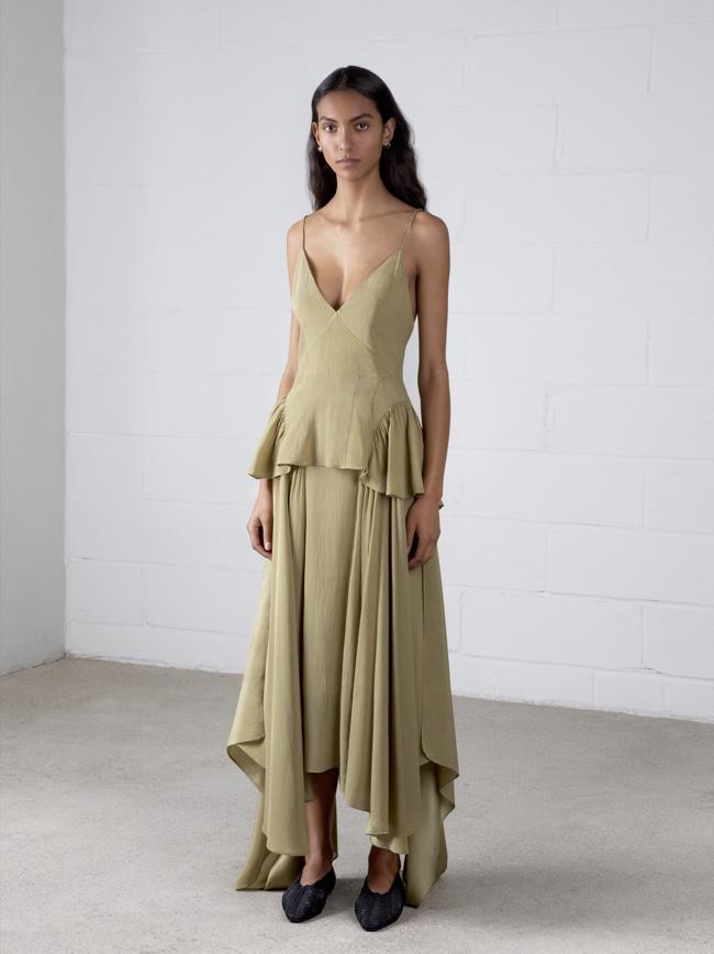 Delphi Camisole Cedar Khaki | Arbor Skirt Cedar Khaki