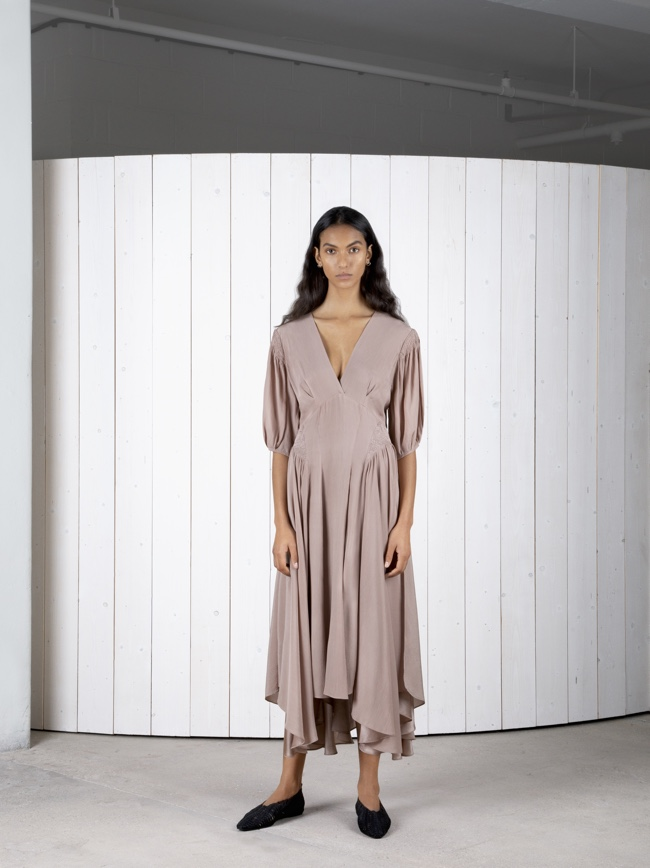 Veda Dress Fawn