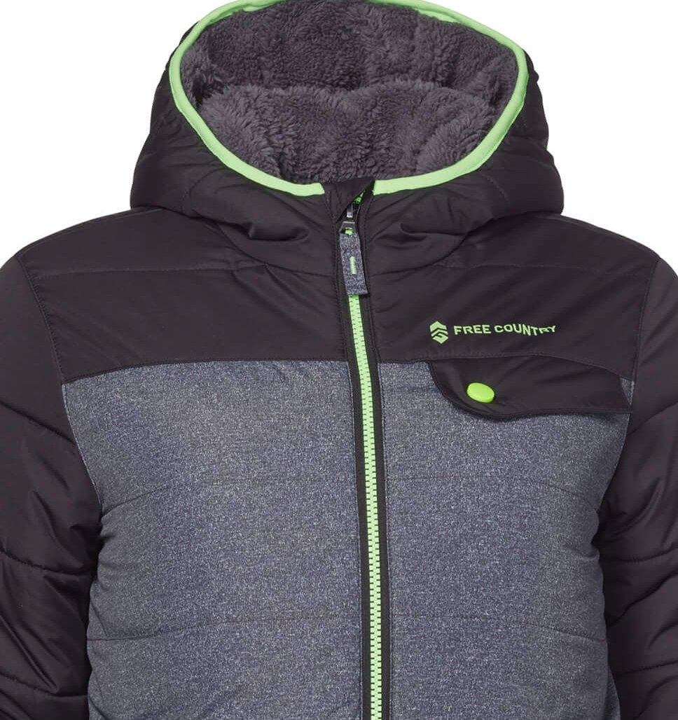 Boys' Essential Puffer Jacket