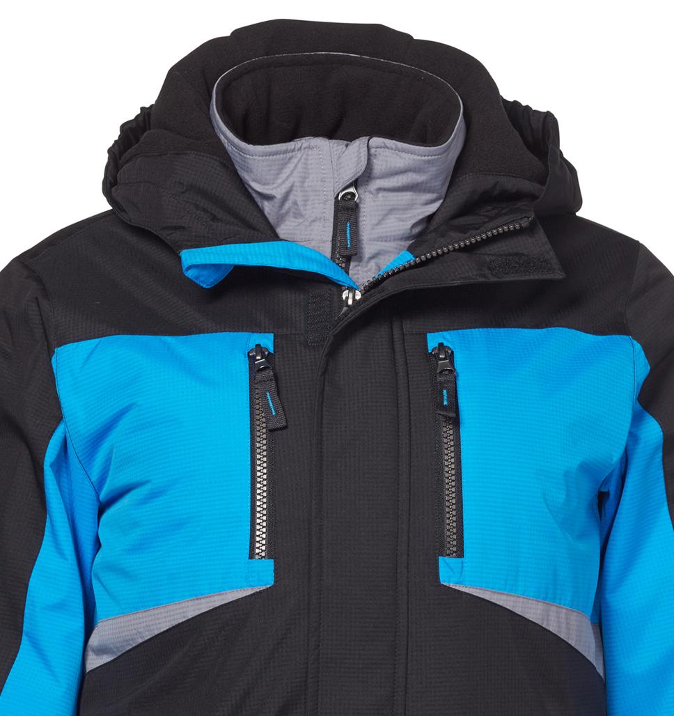 Boys' Cascade Multi Rip Stop Boarder Jacket