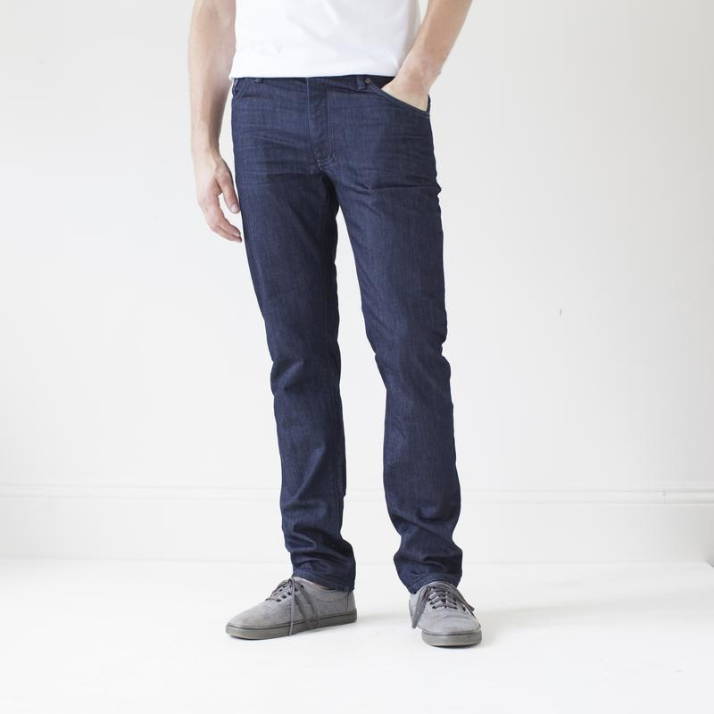 Jones Thin Fit Denim Fit Image