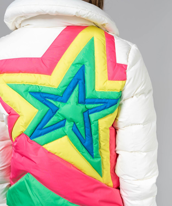Women's Super Star Rainbow Ski Jacket
