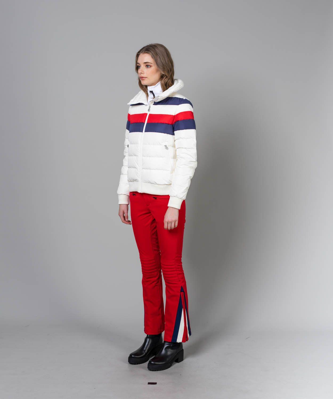 Women's Chevron Flare Ski Pants Sale