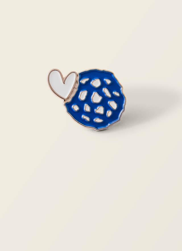 Levain Bakery TM Cookie Love Enamel Pin