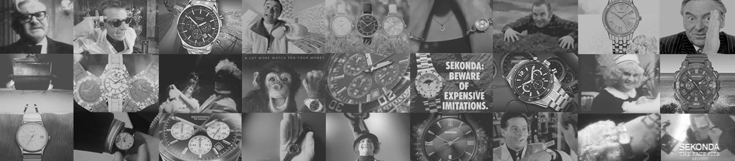 Sekonda Watches   Our Story
