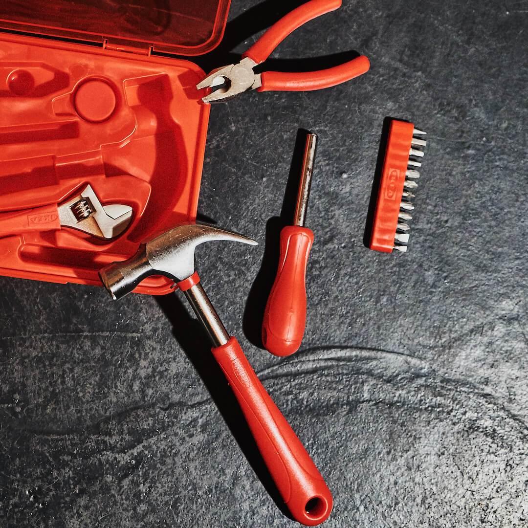 Ikea Markerad Tool Kit