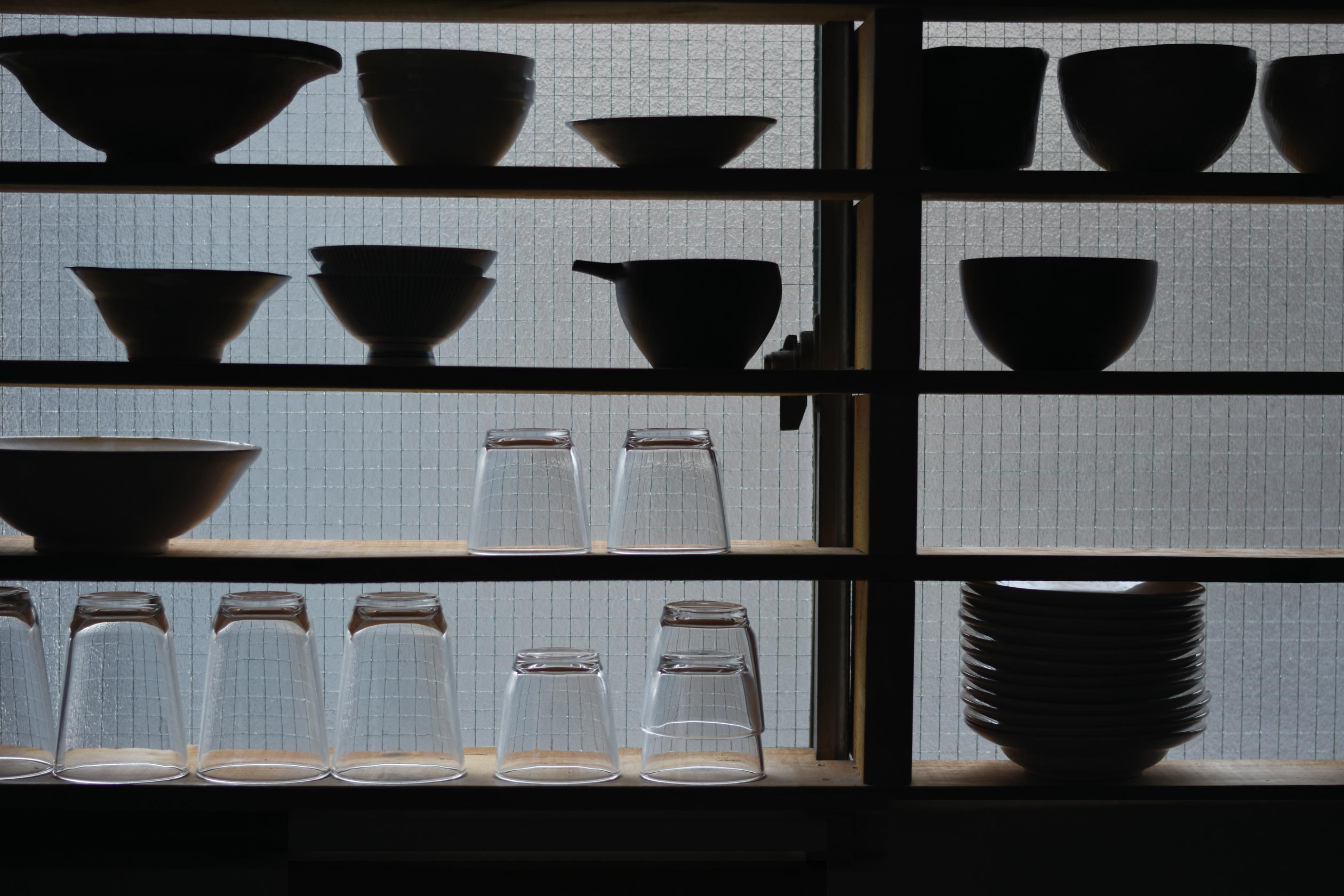 Hibi Tumbler Set, Transparent