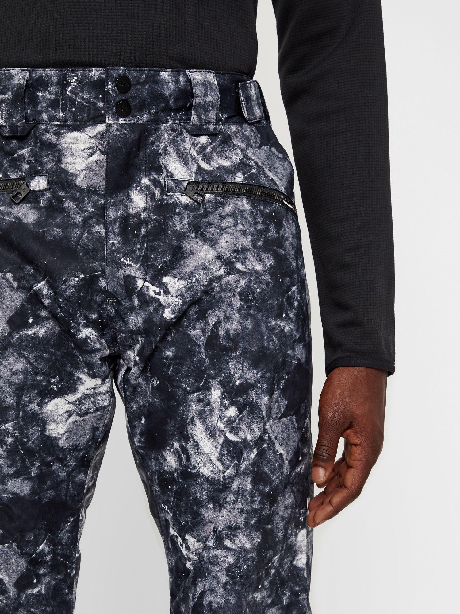 Men's Truuli Printed 2-Layer Ski Pants SALE