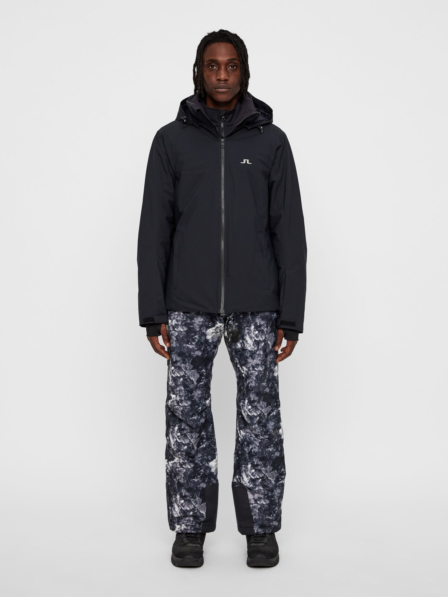 Men's Truuli Printed 2-Layer Ski Pants SALE