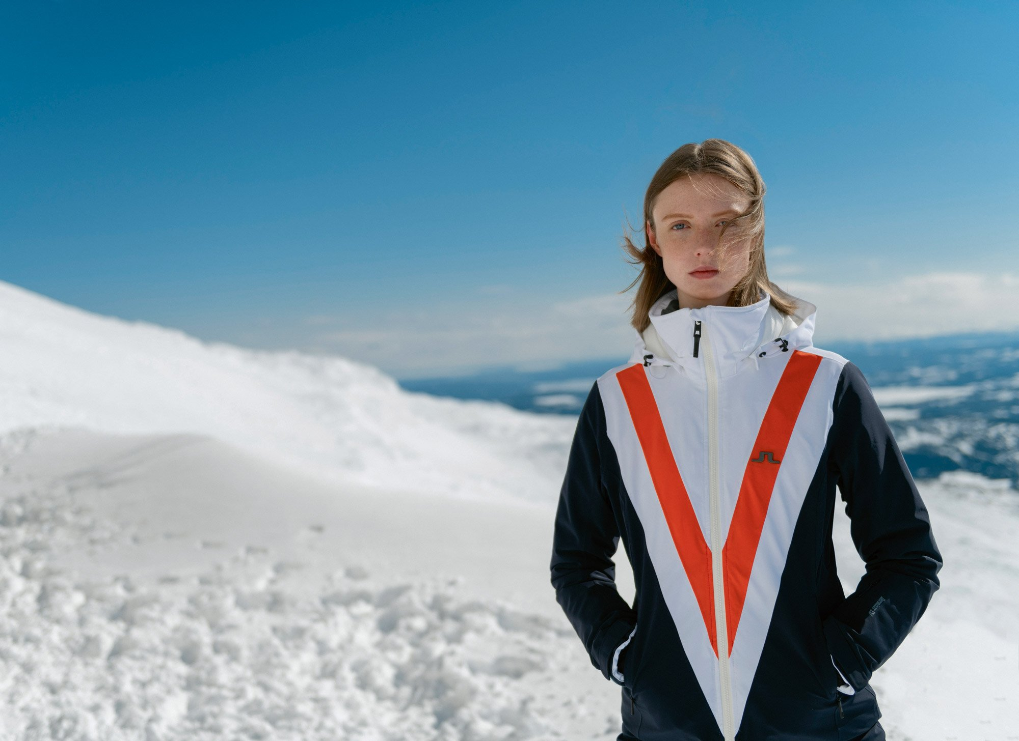 Women's Wrangell Dermizax EV 2-Layer Ski Jacket