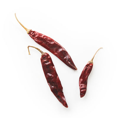 Sichuan peppers