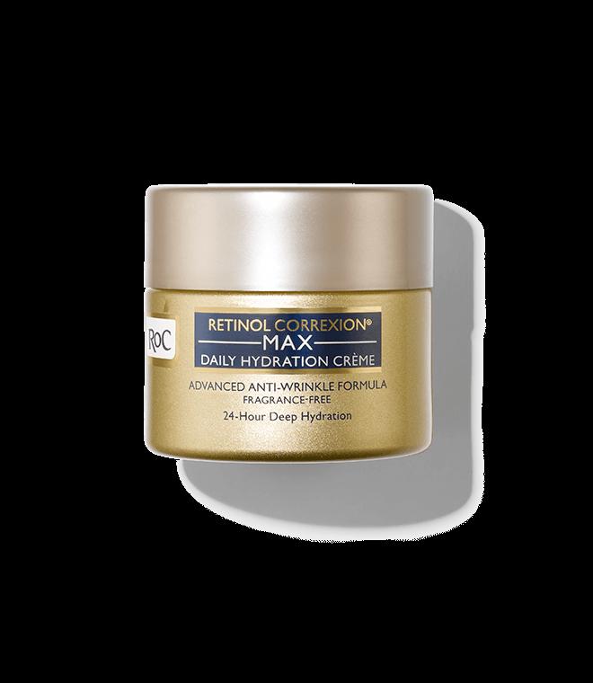 RETINOL CORREXION® Max Daily Hydration Crème Fragrance Free