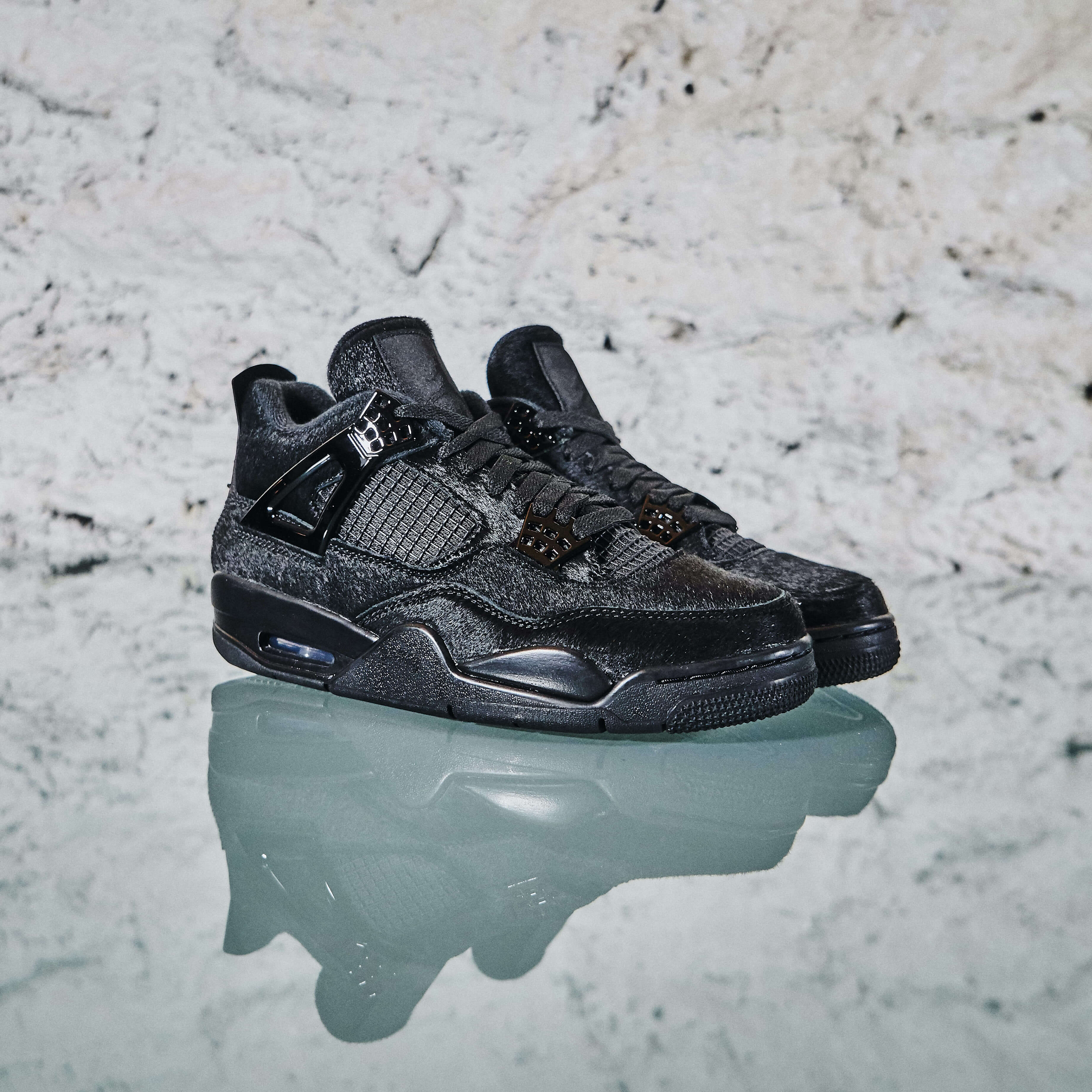 Air Jordan 4 Retro x Olivia Kim