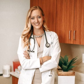 Dr. Alissia Zenhausern
