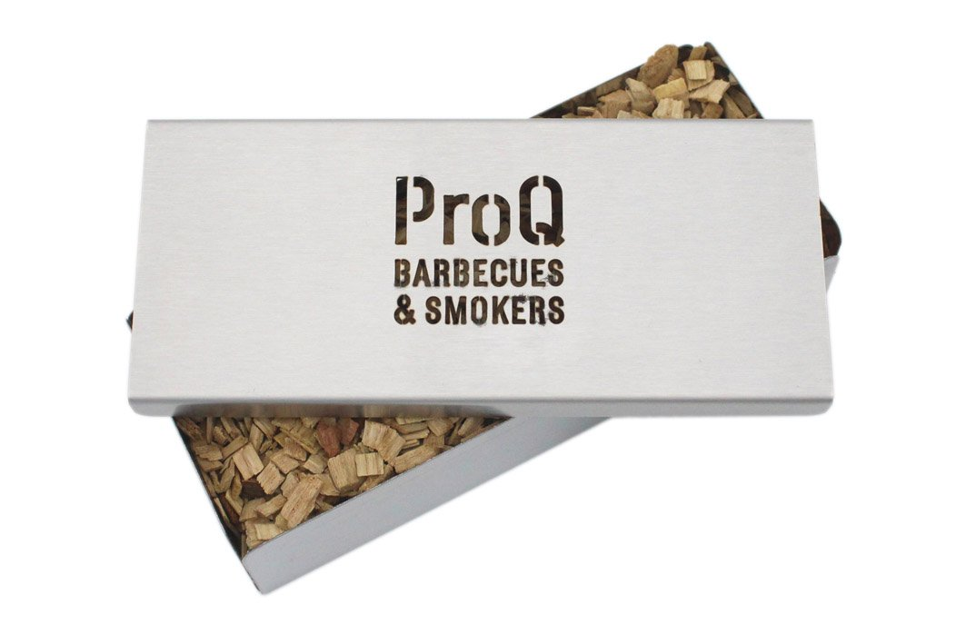 ProQ Stainless Steel Smoker Box - Technical Specification