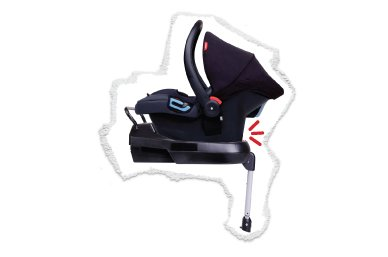 hire our alpha™ infant car seat too