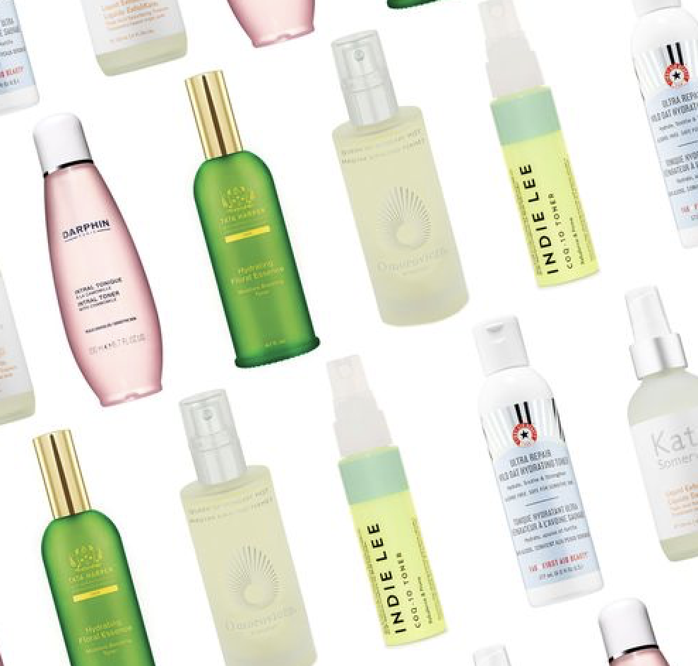 """""""It's the perfect moisture-boosting treatment to put on before your serum and moisturizer.""""- Town & Country"""
