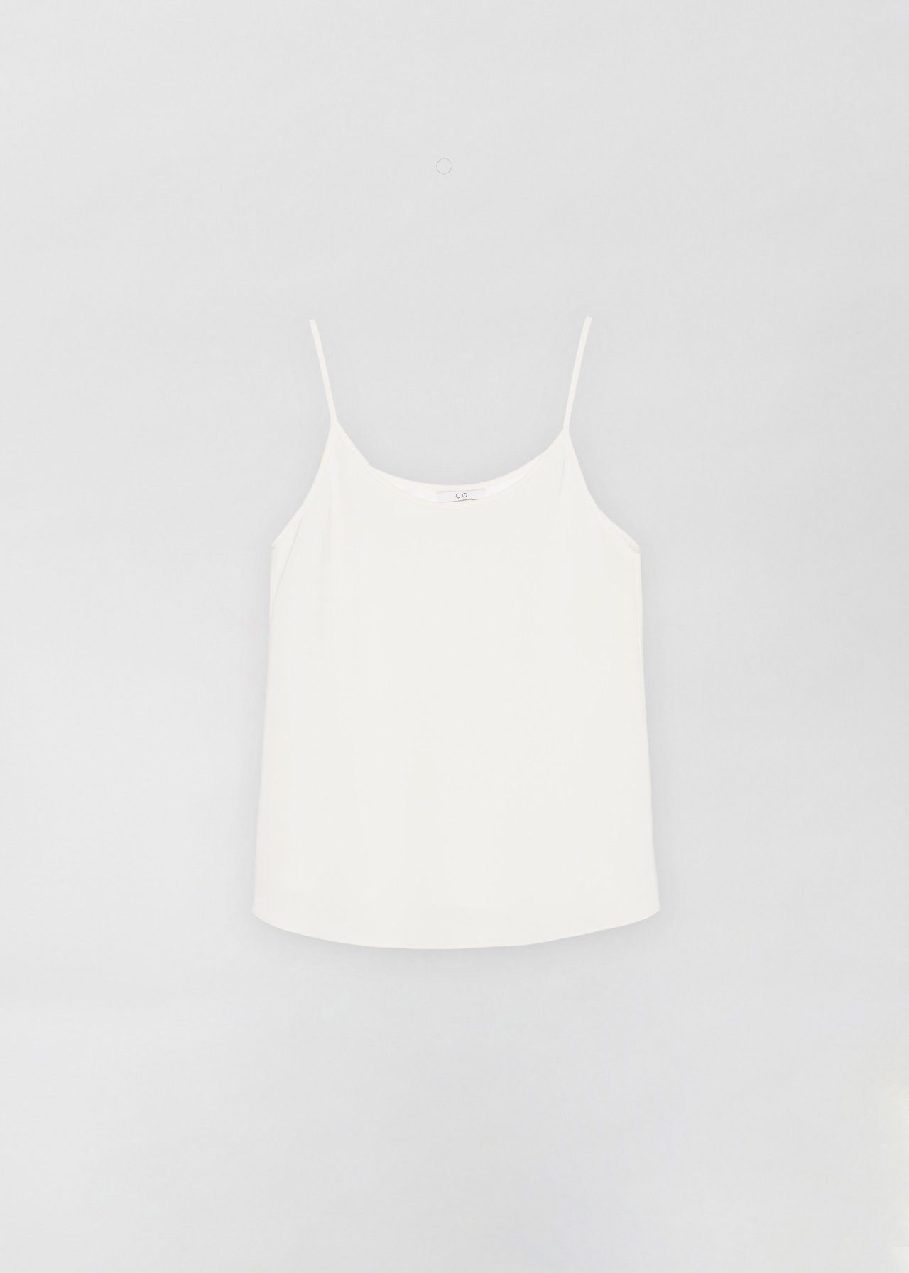Camisole - Black in Ivory by Co Collections