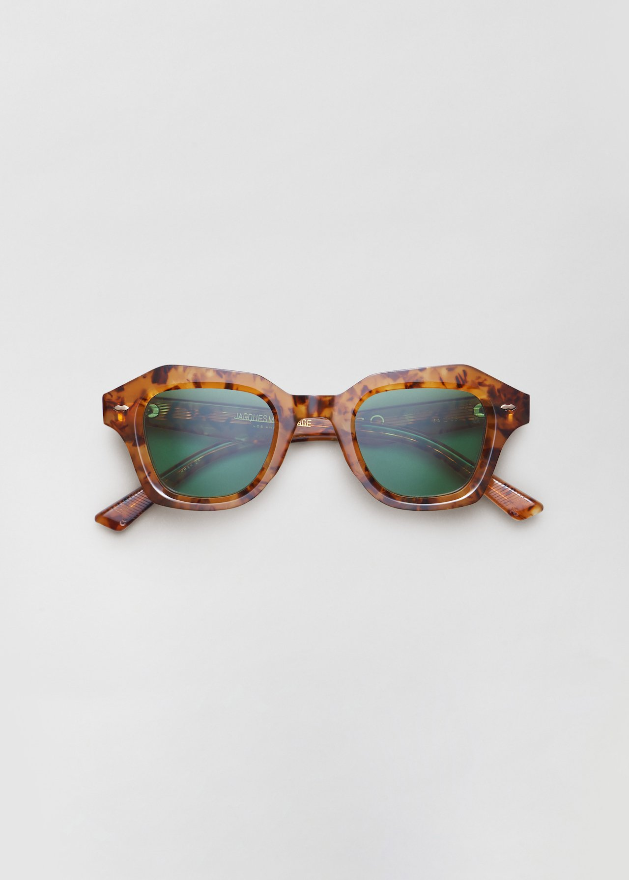 Schindler Sunglasses in Lava in Vintage Tortoise by Co Collections