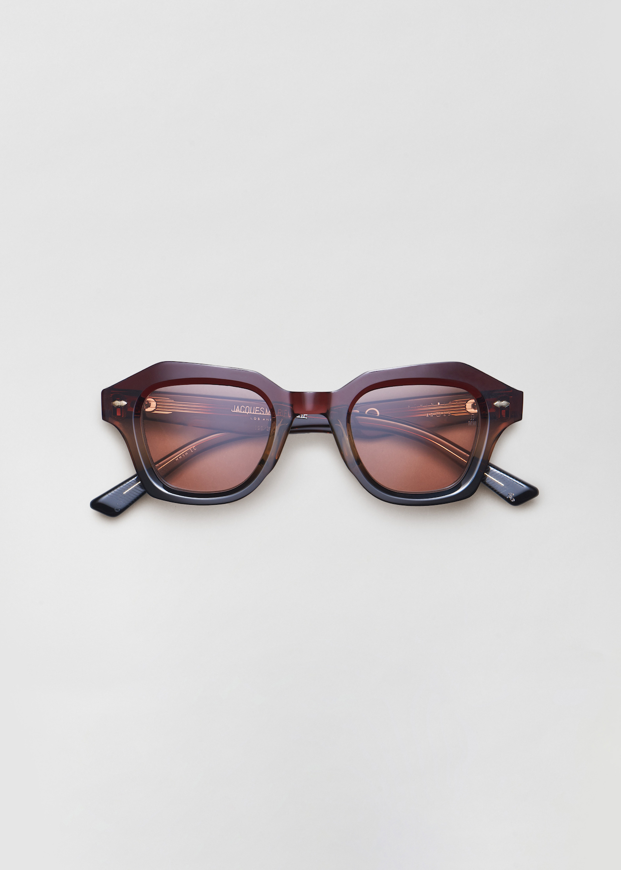 Schindler Sunglasses in Lava in Empire by Co Collections