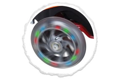 roues éclairantes