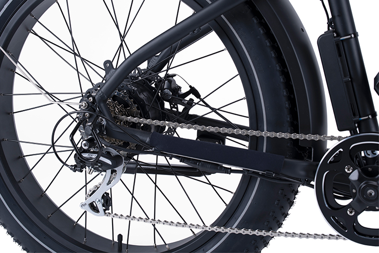 RadRover Electric Fat Bike Version 5 key feature 2