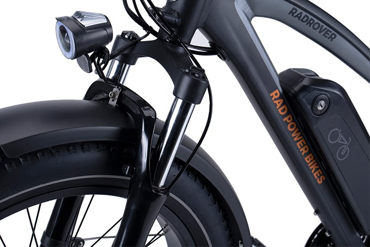 RadRover Electric Fat Bike Version 5 key feature 6