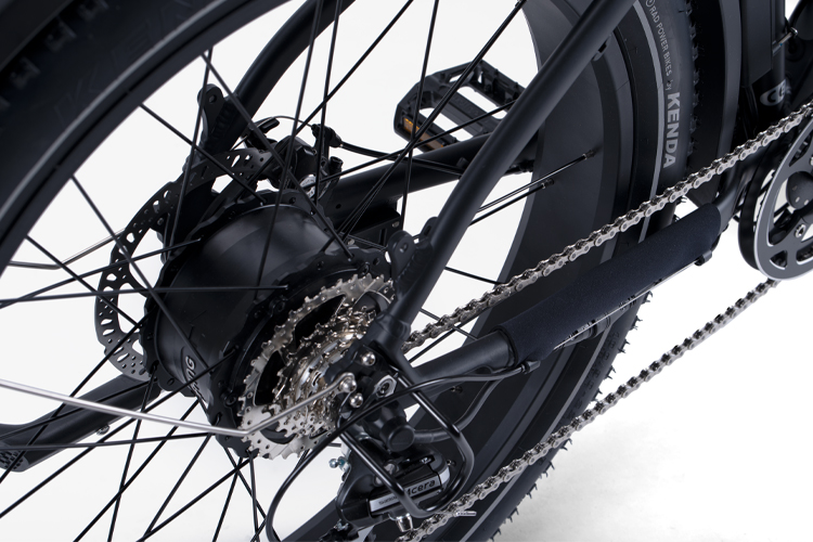 RadRover Electric Fat Bike Version 5 key feature 5