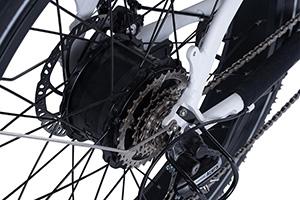 RadRover Step-Thru Electric Fat Bike Version 1key feature  5