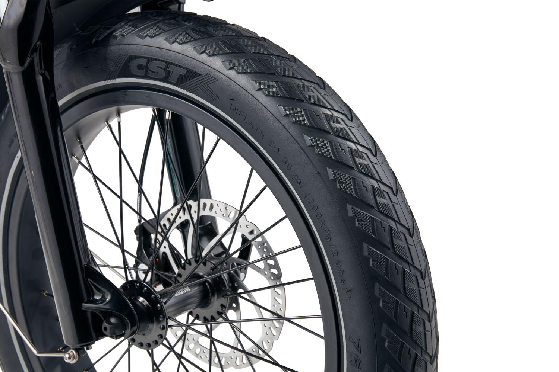 RadMini Step-Thru Electric Fat Bike Version 2 key feature 1