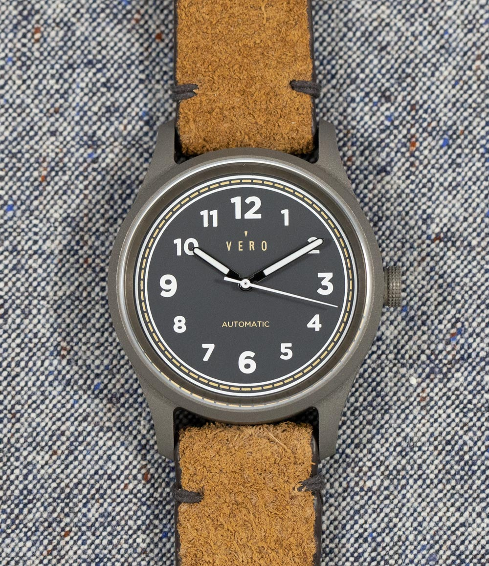 Vero x Windup Watch Shop Century 38mm LE