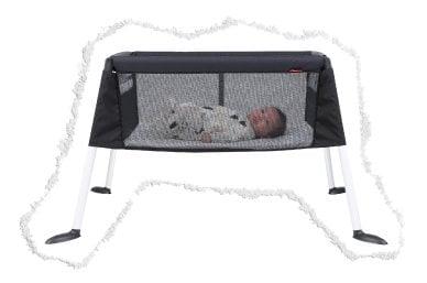 keep close to baby as you sleep