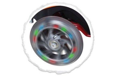 des roues légères