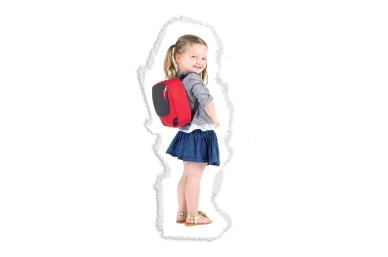 a mini backpack for minime!
