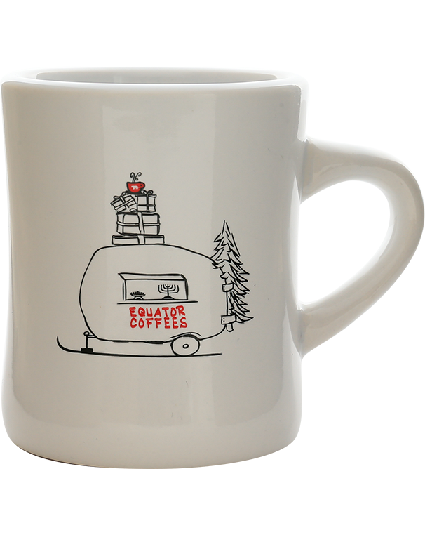 Equator Holiday Diner Mug