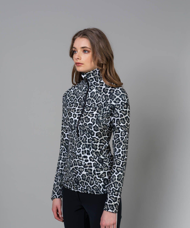 Women's Lilja Leopard Pully Sale