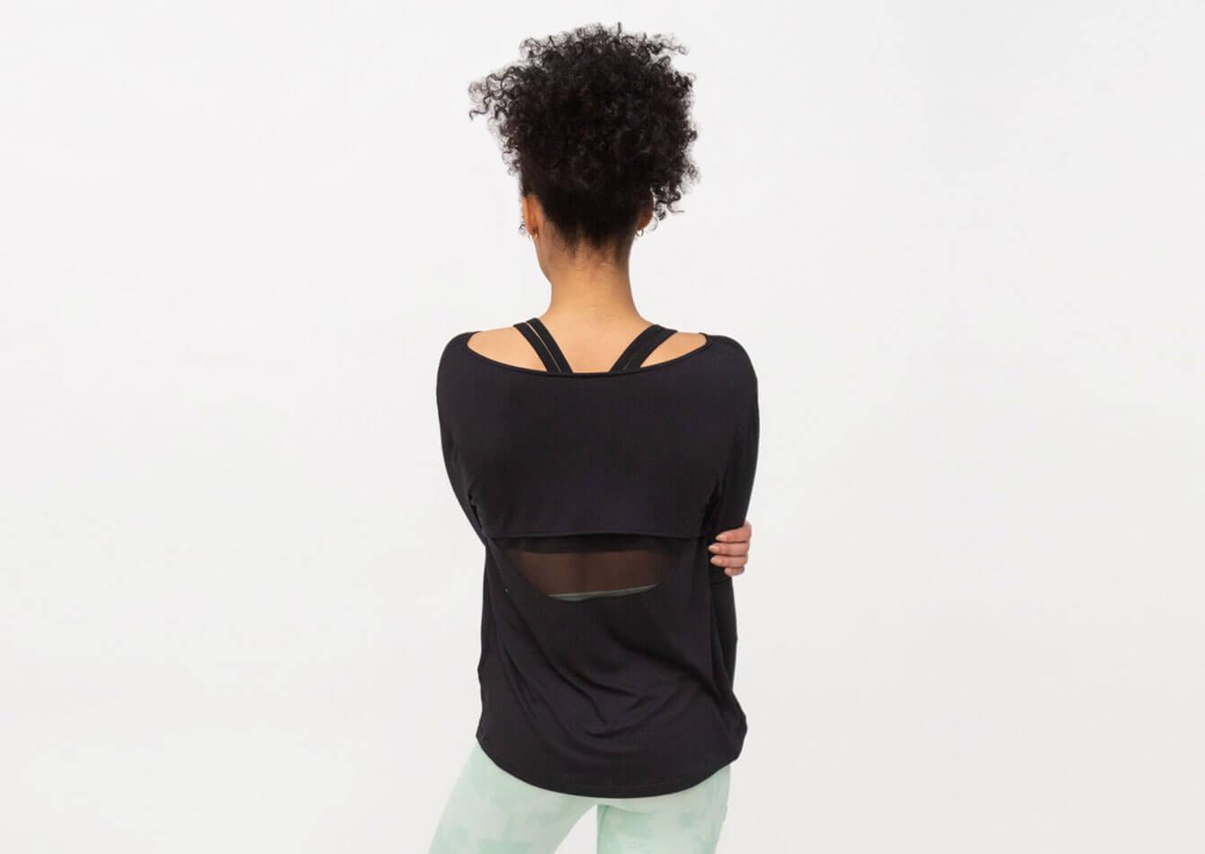 Athena Long Sleeve - tasc performance (Black)