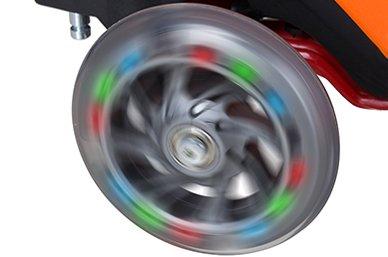 light up wheels