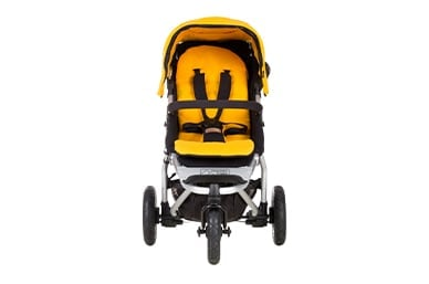 so compact, but has one of the roomiest seats in the market